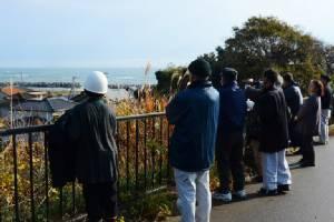 """สึนามิ 1 เมตรซัดฝั่ง """"ฟูกูชิมะ"""" หลังแผ่นดินไหว 6.9 โรงฯ นิวเคลียร์ยันไม่มีความเสียหาย"""