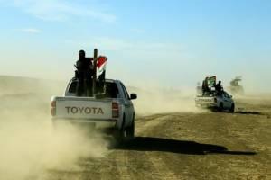 กลุ่มไอเอสโดนตัดเส้นทางเสบียง ทัพอิรัก-เคิร์ดปิดล้อมโมซุลทุกทิศ