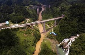 จีนเตรียมเปิดเส้นทางรถไฟหัวกระสุนสายใหม่เดือนหน้า วิ่งเซี่ยงไฮ้ – คุนหมิง แค่ 9 ชั่วโมง