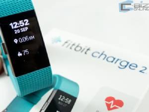 Review : Fitbit Charge 2 สายวัดสุขภาพพร้อมเซ็นเซอร์ HR