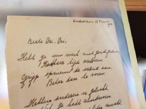 Anne Frank poem fetches 140,000 euros at Dutch auction