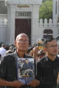 พสกนิกรเดินทางมาร่วมกราบสักการะพระบรมศพในหลวง รัชกาลที่ ๙ ต่อเนื่องเป็นวันที่ 31