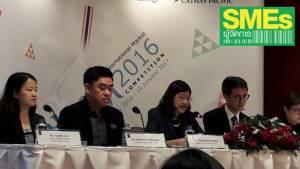 สสว.ควง HKTDC รุกงาน Thai AIM จูงมือเอสเอ็มอีไทยสู่ตลาดโลก