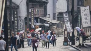 """จีนผุดโรงถ่ายหนัง-สวนสนุก """"เส้นทางสายไหม"""" แผ่อำนาจวัฒนธรรมมังกร"""