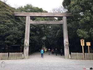 Alone in Aichi ๑.๒ : ยล Atsuta Jingu ศาลเจ้าลำดับที่ ๒ ของญี่ปุ่น