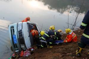 Bus accident kills 18 in China: CCTV