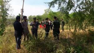 """ป่าไม้บุกค้นสนามกีฬา """"อบต.ท่าตะคร้อ"""" เพชรบุรี พบสร้างรุกป่าสงวน 15 ไร่ แจ้งตำรวจดำเนินคดีเด็ดขาด"""