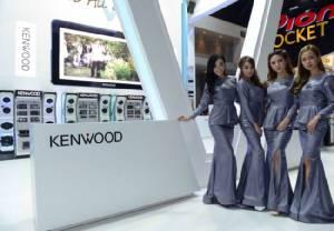 KENWOOD รุกตลาดเครื่องเสียง เปิดตัว 4 รุ่นส่งท้ายปี งาน The 33rd Thailand International Motor Expo 2016