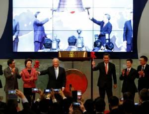 จีนเคาะระฆังเชื่อมตลาดหุ้นเซินเจิ้น-ฮ่องกง พานักลงทุนทั่วโลกทำความรู้จักหุ้นมังกร