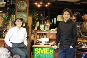"""SME TV Show:คู่ซี้ยอดดีไซน์  ดัน """"Roseman"""" แว่นตาไทยฉายเวทีโลก"""