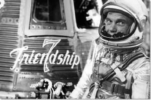 "In Pics : เสืออวกาศคนสุดท้าย  ""จอห์น เกลนน์"" สว.มะกัน-มนุษย์อวกาศสหรัฐฯ คนแรกโคจรรอบโลกสำเร็จ เสียชีวิตในวัย 95"