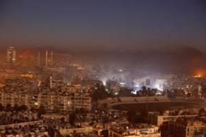 กองทัพซีเรียยึดพื้นที่ของฝ่ายกบฏในอะเลปโปได้อีก หลังยิงถล่มอย่างหนักตลอดคืน