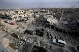 """รบ.ซีเรีย ยึด """"อะเลปโป"""" ถึงกว่า 90% กำลังจะตีได้ทั้งเมืองคืนจากฝ่ายกบฏ"""