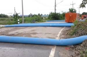 ปภ.-กรมชลฯ เร่งระบายน้ำช่วยชาวบ้าน 3 อำเภอสงขลา คาด 3 วันปัญหาน้ำท่วมคลี่คลาย