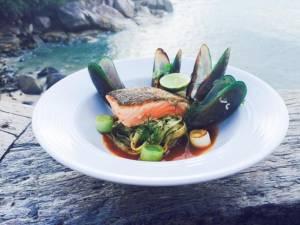 อาหารสร้างแรงบันดาลใจแห่งการลิ้มรส ห้องอาหารซีสเคป โรงแรมยู เซนมายา ภูเก็ต