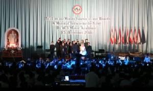 อัสสัมชัญศรีราชา เปิดคอนเสิร์ตบรรเลงเพลงพระราชนิพนธ์ รำลึกในพระมหากรุณาธิคุณฯ