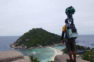 สำรวจความงดงามของหมู่เกาะทะเลไทย 9 แห่ง กับ Google Street View