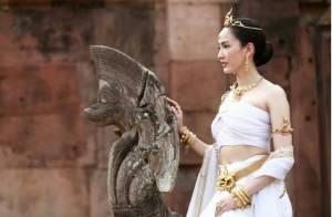 """หนุ่มกัมพูชาโพสต์คลิปถามไทยขโมยประวัติศาสตร์สร้างละคร """"นาคี""""?"""
