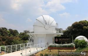 3 หน่วยงานจับมือสร้างหอดูดาวเฝ้าระวังวัตถุจากนอกโลก