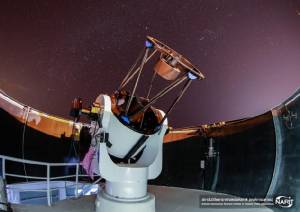"""รู้จัก """"หอดูดาวเฉลิมพระเกียรติ"""" หอดูดาวเฝ้าระวังวัตถุใกล้โลกและวัตถุอวกาศแห่งแรกของไทย"""
