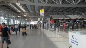 สนามบินแน่นช่วงปีใหม่ ทอท.เผยมีผู้โดยสารเดินทางเกือบ 3 ล้านคนใน 6 สนามบินหลัก