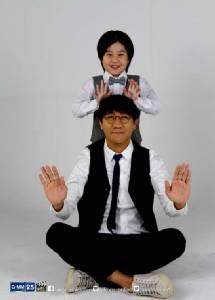 """""""คิมซุน"""" เด็กน้อยผู้กุมหัวใจ """"โน้ต อุดม"""""""
