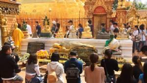 ท่องเที่ยวเชียงใหม่สรุปภาพรวมเทศกาลปีใหม่คึกคักดี คาดเงินสะพัดทะลุพันล้าน