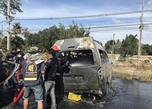 นิติเวชเร่งตรวจเอกลักษณ์บุคคล 25 ศพเหยื่อรถตู้ กรมคุ้มครองสิทธิฯ แจงญาติรับสิทธิเยียวยา-เรียกค่าเสียหาย