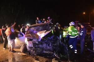 """อุบัติเหตุปีใหม่ทำยอดเจ็บตายสูงสุดในรอบ 10 ปี แนะใช้ยาแรง """"ยึดคน"""" แทน """"ยึดรถ"""" จับปรับทัศนคติเมาแล้วขับ"""