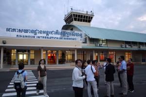 สนามบินสีหนุวิลล์กัมพูชาโปรโมทแรง สายการบินใดไปใช้ที่นั่นแจกเงินทันที