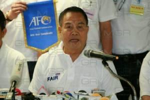 """""""สมยศ"""" เปรยหากมีข้อเสนอดีกว่าคุมทีมชาติไทย """"ซิโก้"""" ตัดสินใจได้เลย"""