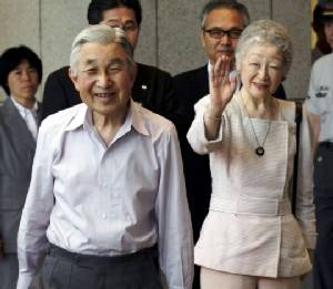 สมเด็จพระจักรพรรดิและจักรพรรดินีแห่งญี่ปุ่น จะเสด็จพระราชดำเนินเยือนประเทศไทย