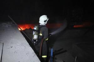 ไฟไหม้ห้องเก็บของชั้นใต้ดินโรงแรมกลางเมืองพัทยา กลางดึก