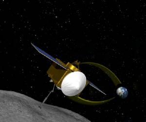 NASA ได้ส่งยานไปขุดดินบนดาวเคราะห์น้อย Bannu เพื่อนำกลับโลก