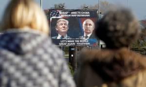 'ทรัมป์' แบะท่ายุติ 'คว่ำบาตรรัสเซีย' ในเร็ววัน แต่ 'ผู้ช่วย' ปฏิเสธข่าว 'ประชุมซัมมิตกับปูติน' ที่ไอซ์แลนด์