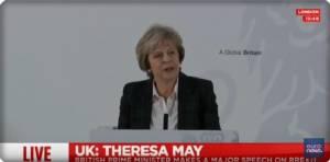 """InClips : """"เทเรซา เมย์"""" ยืนยัน อังกฤษออกจากตลาดเดียวยุโรปแน่นอน แต่อุ่นใจได้ ทุกข้อตกลงกับอียูต้องผ่านรัฐสภาผู้ดี ทำเงินปอนด์ขึ้น"""