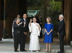 """""""แคโรไลน์ เคนเนดี"""" อำลาตำแหน่งเอกอัครราชทูตสหรัฐฯ ประจำญี่ปุ่น"""