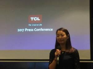 """""""TCL"""" รุกทีวีเข้าโมเดิร์นเทรด สยายปีก """"แอร์-ตู้เย็น-ซักผ้า"""" ปีนี้"""