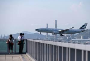 Hong Kong's Cathay shares drop after job loss announcement