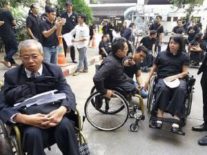 กลุ่มผู้พิการยื่นฟ้องแพ่ง กทม.ไม่สร้างลิฟต์ขึ้น BTS 23 สถานี ตามคำสั่งศาลปกครองสูงสุด