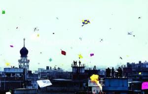 """บินเดี่ยว เที่ยวอินเดีย """"มาดามมอนทัวร์"""" ตื่นตาเด็กๆ เล่นว่าวกันทั่วเมืองชัยปุระ"""
