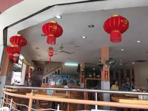 สีสันตรุษจีนหาดใหญ่เริ่มคึกคัก ร้านค้าใจกลางเมืองตกแต่งร้านเตรียมรับนักท่องเที่ยว