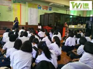 """สวทน.เดินหน้า """"วิล"""" โรงเรียนในโรงงาน สร้างโอกาสให้นักเรียนชนบท"""