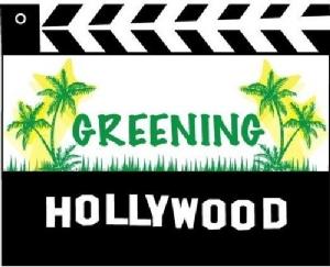 มายาฮอลลีวูด ช็อกโลก ปรับตัวแสดงสัญลักษณ์กรีน