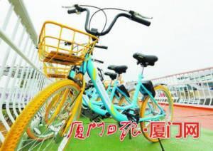 """สิงห์นักปั่นเฮ! เซี่ยเหมินเปิดตัว """"เลนจักรยานลอยฟ้า"""" ที่ยาวที่สุดในโลก พร้อมระบบรับฝากจักรยานไฮเทค (ชมภาพ)"""