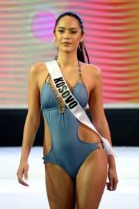 Swimwear fashion show in Cebu