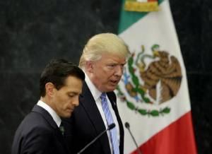 ทรัมป์ต่อสายตรงคุย ปธน.เม็กซิโก สองฝ่ายเห็นพ้องงดจ้อสื่อประเด็นสร้างกำแพง