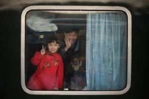 ขบวนมหายาตราเทศกาลตรุษจีน ร่วม 300 ล้านคน เดินทาง 2,980 ล้านเที่ยว ไปไหนกัน?
