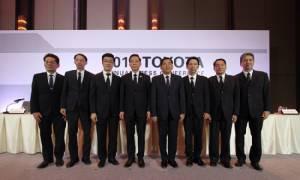 ประธานโตโยต้า ลั่น อีก 3 ปีตลาดรถอาจแตะ 1 ล้านคัน