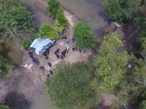 เริ่มฟื้นฟู! จังหวัดพัทลุงเร่งสร้างบ้านช่วยเหลือผู้ประสบอุทกภัยที่พังเสียหายทั้งหลัง